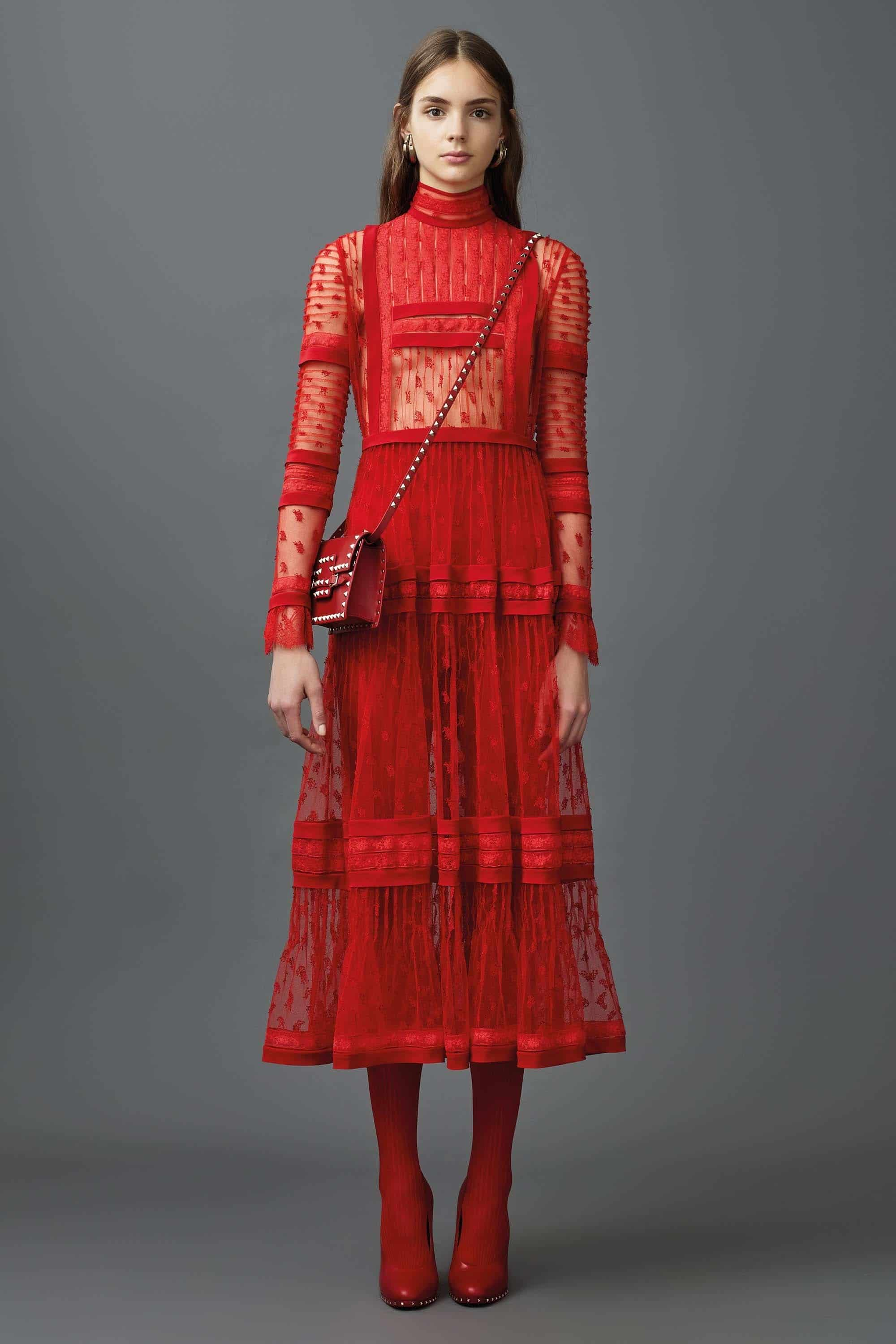 Valentino Resort 2017 Collection Spotted Fashion