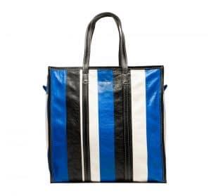 Balenciaga Grenat/Black Bazar Shopper M Bag