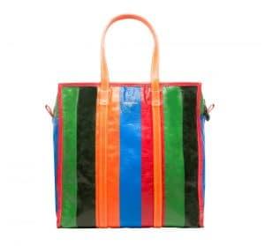 Balenciaga Multicolor Bazar Shopper M Bag