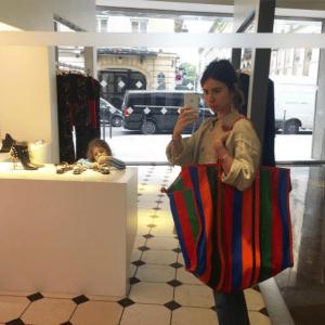 Balenciaga Multicolor Bazar Shopper XL Bag 2