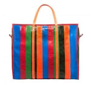 Balenciaga Multicolor Bazar Shopper XL Bag