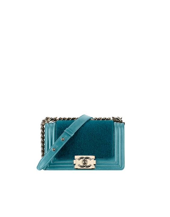 Chanel Fall Winter 2016 Act 1 Bag Collection Spotted Fashion