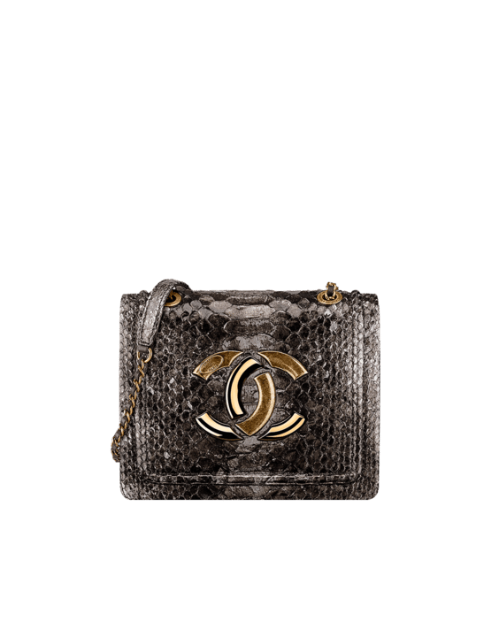 Chanel Fall Winter 2016 Act 1 Bag Collection  838a4dd245e9e