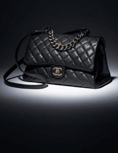 Chanel Trapezio Bag 1