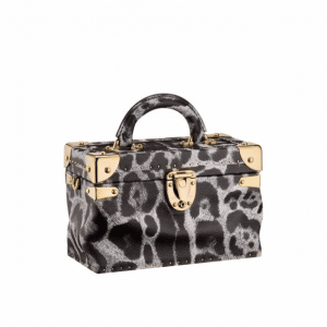 Louis Vuitton Wild Animal Print City Trunk PM Bag