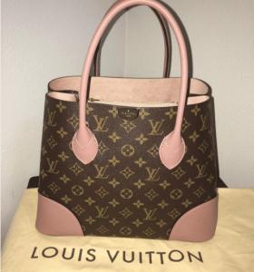 Louis Vuitton Bois de Rose Monogram Canvas Flandrin Bag 5