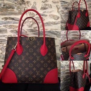 Louis Vuitton Cherry Monogram Canvas Flandrin Bag 2