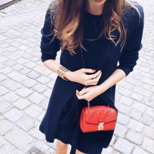 Louis Vuitton Cherry Saint-Germain BB Bag 4