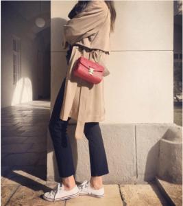 Louis Vuitton Cherry Saint-Germain BB Bag 6