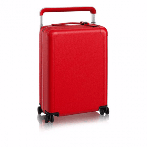 Louis Vuitton Coquelicot Epi Rolling Luggage 55 Bag
