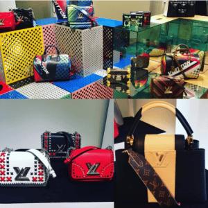 Louis Vuitton Cruise 2017 Bags 2