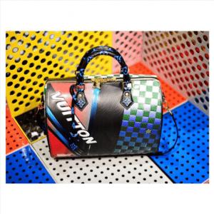 Louis Vuitton Grand Prix Speedy Bag 2