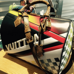 Louis Vuitton Grand Prix Speedy Bag 3