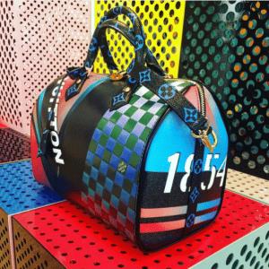 Louis Vuitton Grand Prix Speedy Bag