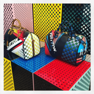 Louis Vuitton Grand Prix Speedy Bags 2
