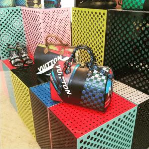 Louis Vuitton Grand Prix Speedy Bags