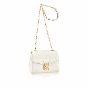 Louis Vuitton Ivory Saint-Germain BB Bag