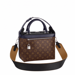 Louis Vuitton Monogram Canvas City Cruiser PM Bag