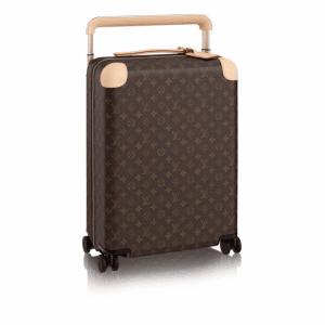 Louis Vuitton Monogram Canvas Rolling Lugggage 55 Bag