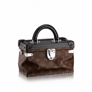 Louis Vuitton Monogram Canvas City Trunk Bag