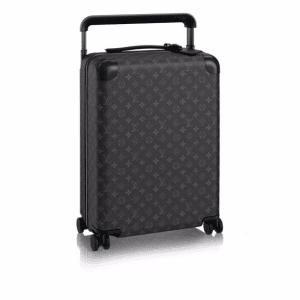 Louis Vuitton Monogram Eclipse Rolling Luggage 55 Bag