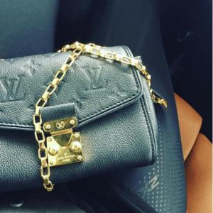 Louis Vuitton Noir Saint-Germain BB Bag 3