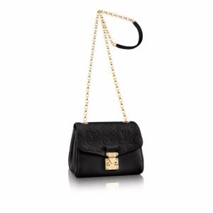 Louis Vuitton Noir Saint-Germain BB Bag