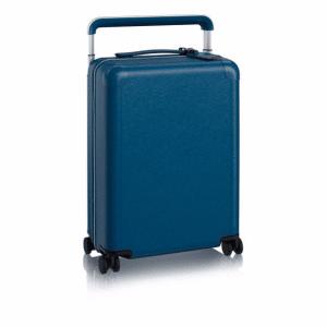 Louis Vuitton Saphir Epi Rolling Luggage 55 Bag