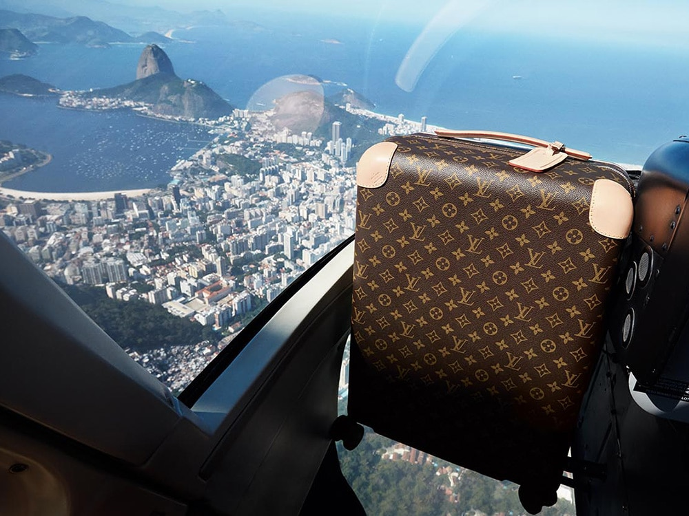 louis vuitton rolling luggage collection