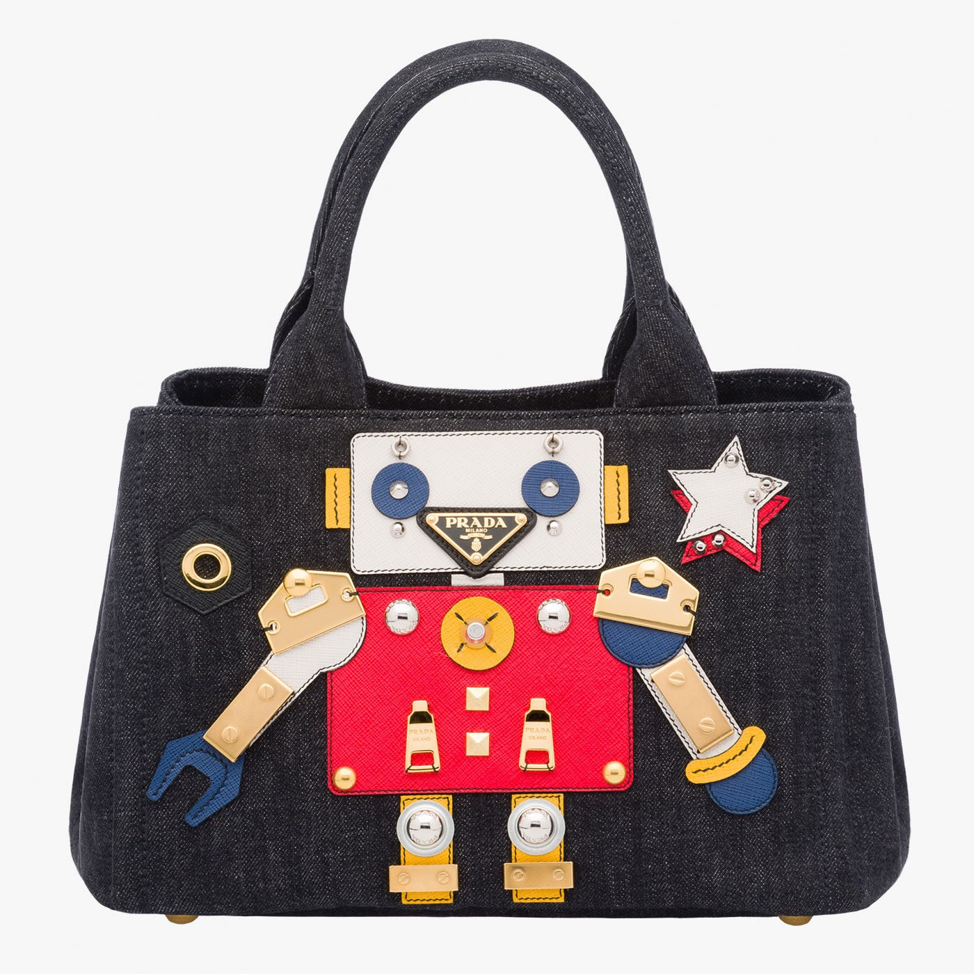 84e4bbca42ba Prada Limited Edition Robot Collection