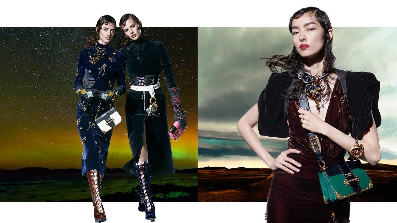 Prada Fall Winter 2016 Ad Campaign Stars 27 Models
