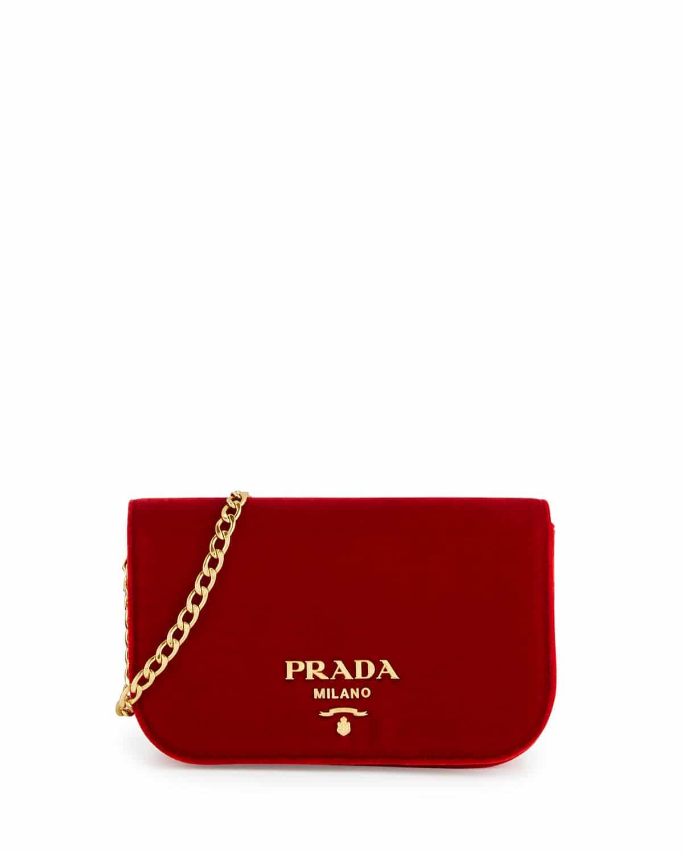 shoulder bag - Red Prada Hz6Rk9it
