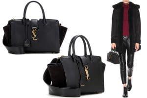Saint Laurent Monogram Cabas Bag