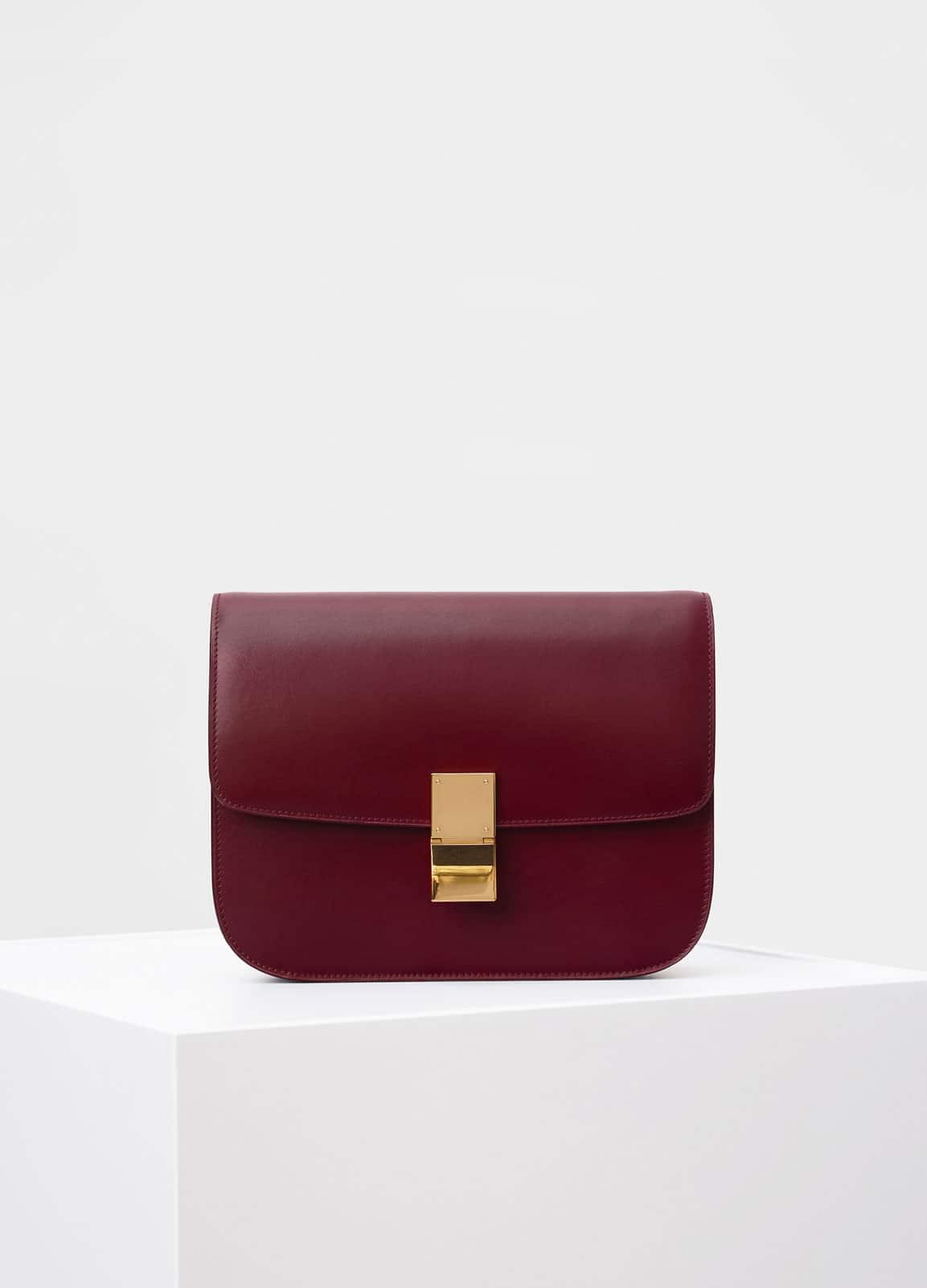 eb66466cc46c3 Celine Winter 2016 Bag Collection featuring Pastels