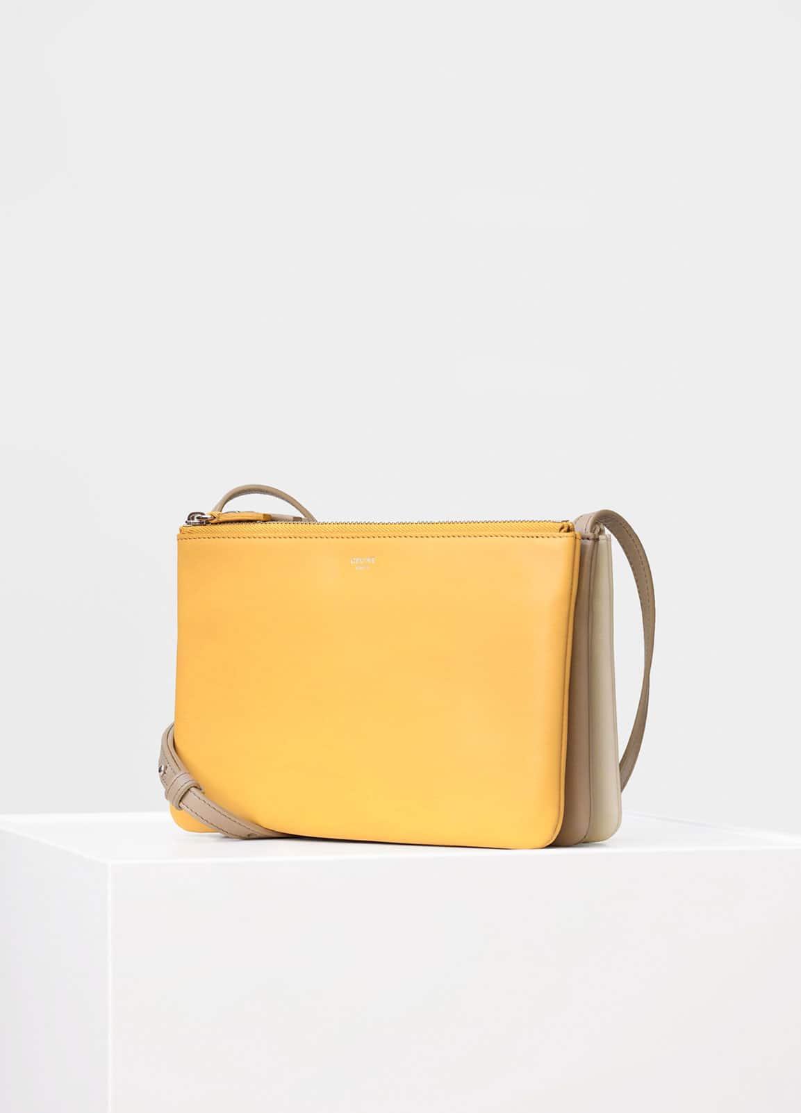 celine little canvas bag