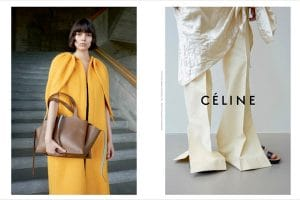 Celine Winter 2016 Campaign
