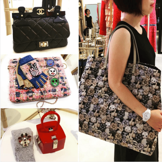 eea711980045 Chanel Fall Winter 2016 Press Day in Hong Kong