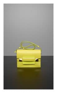 Delvaux Absinthe Madame Bag