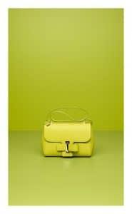 Delvaux Absinthe Simplissime City Mini Bag