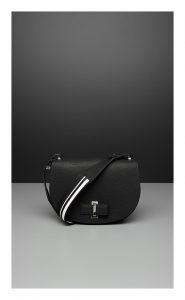 Delvaux Noir Le Mutin Bag