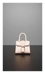 Delvaux Nude Brillant Mini Bag