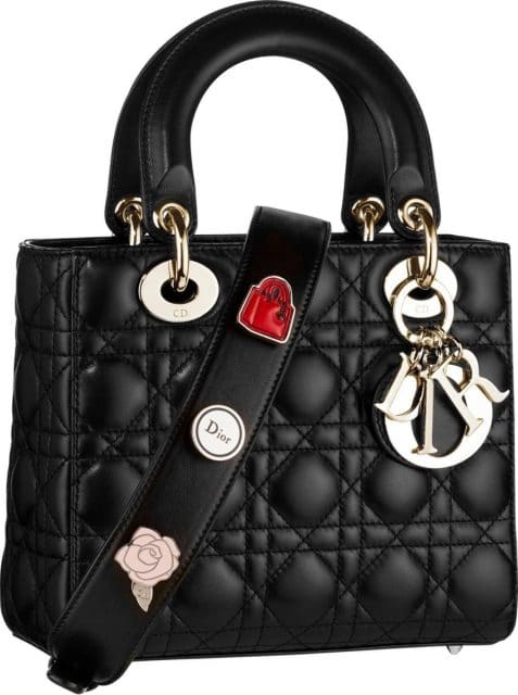 6f24d3e2fbb6 New Small Lady Dior Bag From Cruise 2017
