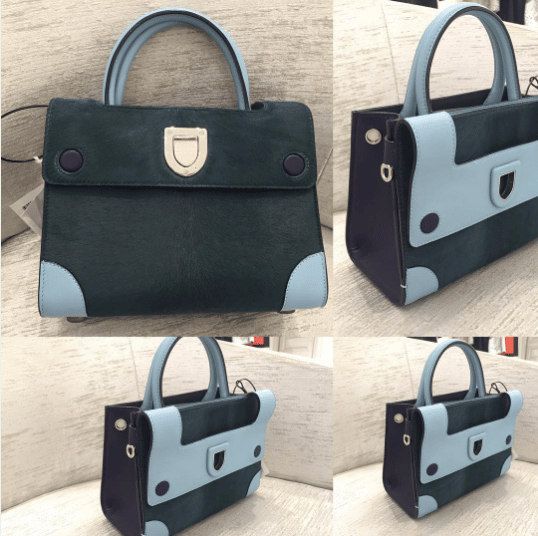 8170f001aa Diorever Bag Colors and Materials For Fall 2016 | Spotted Fashion
