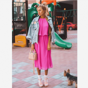 Dior Lady Dior Bag 1