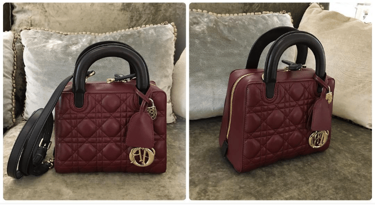 Dior Lily Bag Reference Guide Spotted Fashion