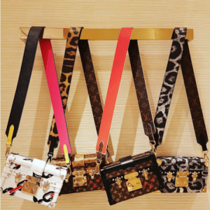 Louis Vuitton Epi / Monogram Animal / Monogram Bandouliere Straps