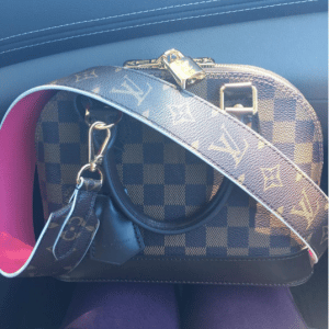 Louis Vuitton Monogram Bandouliere Strap