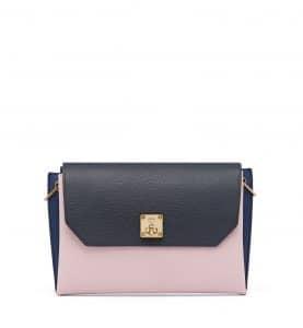MCM Pale Mauve Milla Clutch Bag