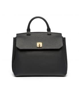 MCM Phantom Grey Milla Backpack Bag