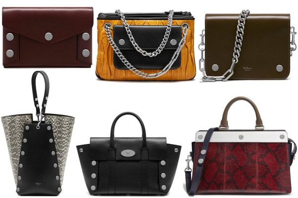 1ebd5d741cf Mulberry Fall Winter 2016 Bag Collection   Spotted Fashion